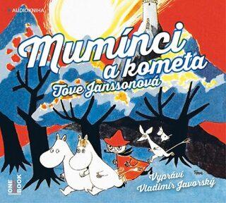 Mumínci a kometa - Tove Janssonová