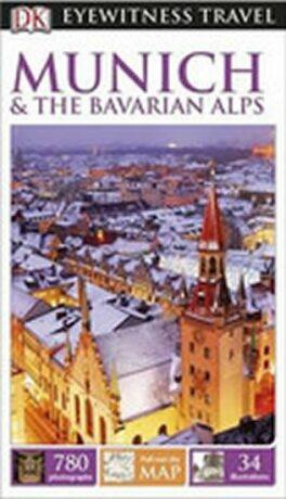 Munich & the Bavarian Alps - DK Eyewitness Travel Guide - Dorling Kindersley