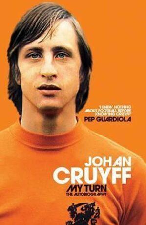 My Turn - The Autobiography - Cruyff Johan