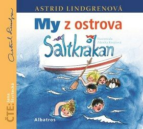 My z ostrova Saltkrakan - Astrid Lindgrenová