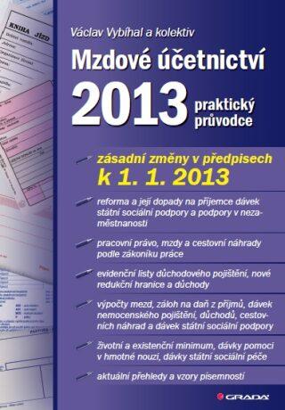 Mzdové účetnictví 2013 - Václav Vybíhal, kolektiv a - e-kniha