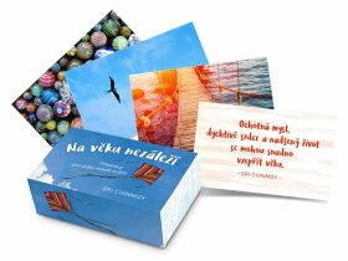 Na věku nezáleží - karty - Sri Chinmoy