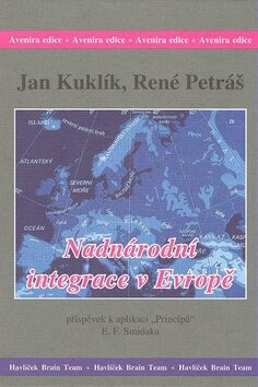 Nadnárodní integrace v Evropě - Jan Kuklík