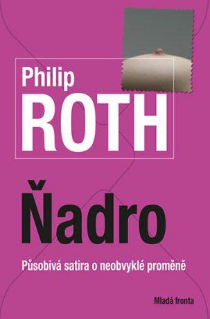 Ňadro - Philip Roth