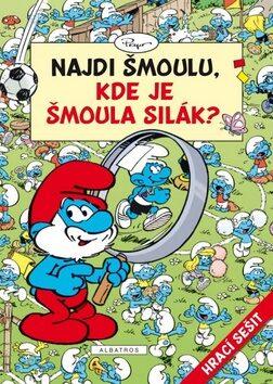 Najdi Šmoulu, Kde je Šmoula silák? - Peyo