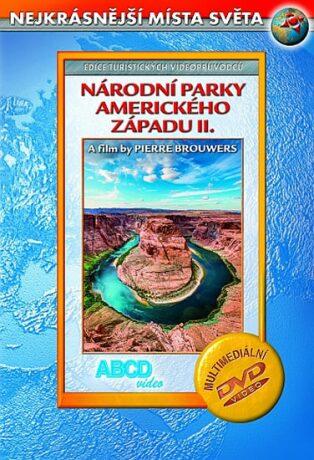 Národní parky Amerického Západu II. DVD - Nejkrásnější místa světa - neuveden