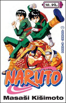 Naruto 10 - Úžasný nindža - Masaši Kišimoto