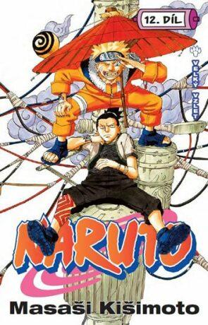 Naruto 12 -  Velký vzlet - Masaši Kišimoto