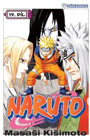 Naruto 19 - Následnice - Masaši Kišimoto