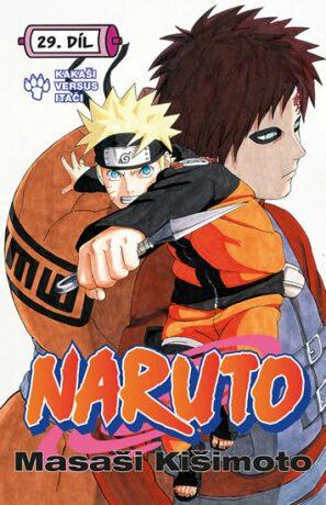 Naruto 29 - Kakaši versus Itači - Masaši Kišimoto