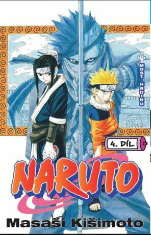 Naruto 4: Most hrdinů - Masaši Kišimoto