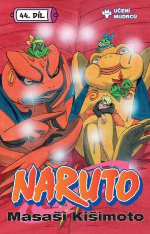 Naruto 44: Senseiův dědic - Masaši Kišimoto