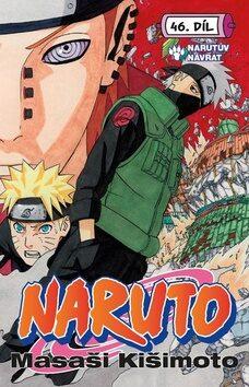 Naruto 46 - Naruto je zpět! - Masaši Kišimoto