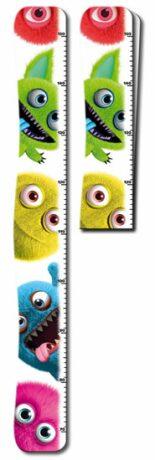 Nástěnný metr Monster (150cm) - neuveden