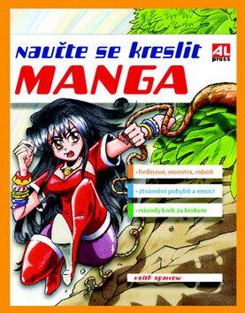 Naučte se kreslit Manga - Keith Sparrow