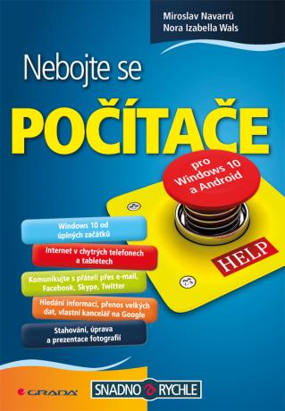 Nebojte se počítače - Miroslav Navarrů, Nora Izabella Wals - e-kniha