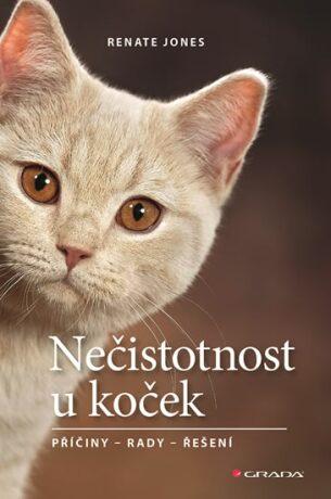 Nečistotnost u koček - Příčiny - rady - řešení - Renate Jones