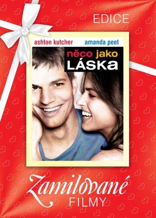 Něco jako láska - Edice zamilované filmy - DVD