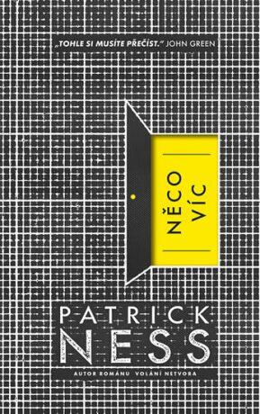 Něco víc - Patrick Ness