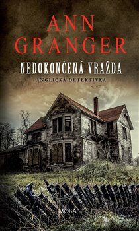 Nedokončená vražda - Ann Granger
