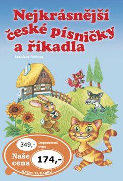Nejkrásnější české písničky a říkadla - Ladislava Pechová