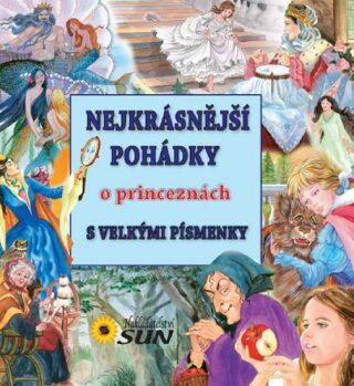 Nejkrásnější pohádky o princeznách