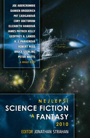 Nejlepší science fiction a fantasy 2010 - Strahan Jonathan