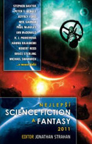 Nejlepší science fiction a fantasy 2011 - Jonathan Strahan,
