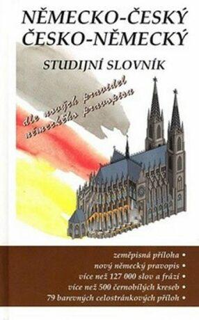 Německo-český,č-n stud.slov.nv - Marie Steigerová