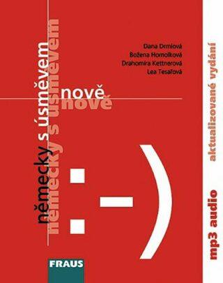Německy s úsměvem nově UČ + mp3 ke stažení - kolektiv autorů