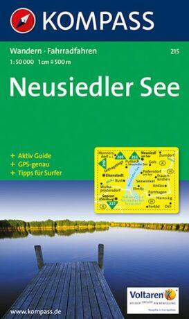 Neusiedler See 215 / 1:50T KOM - neuveden