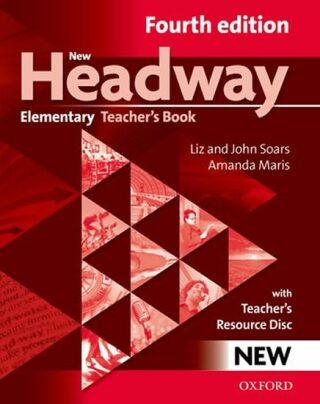 New Headway Elementary Teacher´s Book with Teacher´s Resource Disc (4th) - John and Liz Soars