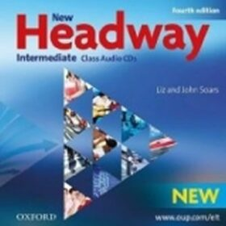 New Headway Intermediate Class Audio CDs /3/ (4th) - John and Liz Soars