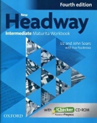 New Headway Intermediate Maturita Workbook (CZEch Edition) with iChecker CD-ROM (4th) - John and Liz Soars