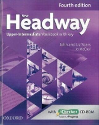 New Headway Upper Intermediate Workbook with Key and iChecker CD-ROM (4th) - John and Liz Soars