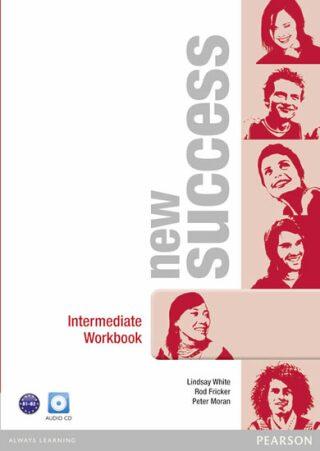 New Success Intermediate Workbook w/ Audio CD Pack - Peter Moran