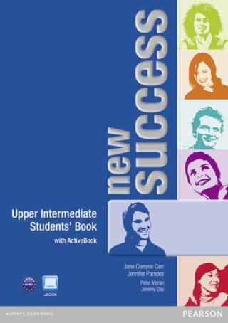 New Success Upper Intermediate Students´ Book w/ Active Book Pack - Peter Moran