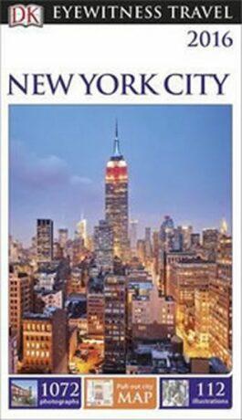 New York City - DK Eyewitness Travel Guide - Dorling Kindersley
