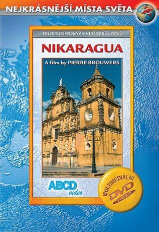 Nikaragua DVD - Nejkrásnější místa světa - neuveden