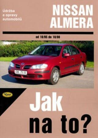 Nissan Almera od 10/1995 do 10/2000 č.81 - John S. Mead