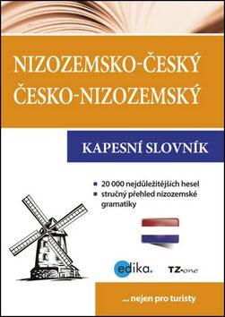 Nizozemsko-český česko-nizozemský kapesní slovník - TZ-one
