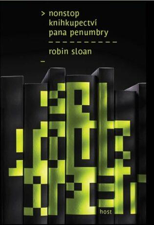 Nonstop knihkupectví  pana Penumbry - Robin Sloan