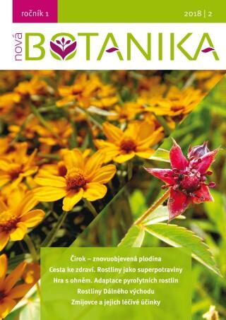 Nová Botanika - Botanica Nova, z.s. a kolektiv autorů