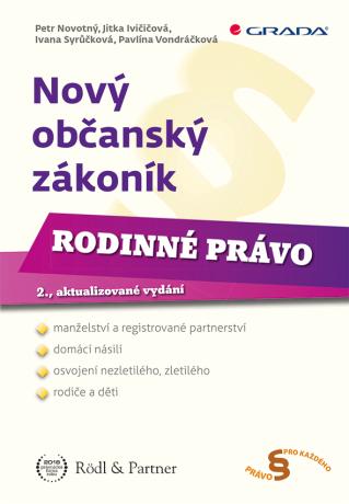 Nový občanský zákoník - Rodinné právo - Kolektiv
