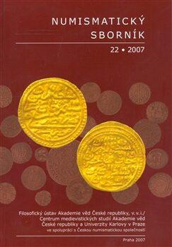 Numismatický sborník 22/2007 - kol.,