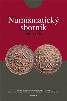 Numismatický sborník 29/1 - Jiří Militký
