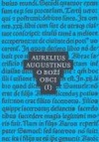 O boží obci - 1. a 2. díl - Aurelius Augustinus