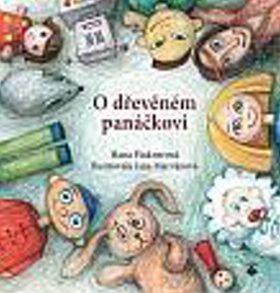 O dřevěném panáčkovi - Hana Pinknerová, Jana Marvánová
