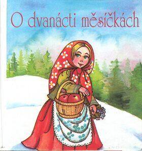 O dvanácti měsíčkách - Vítězslava Klimtová