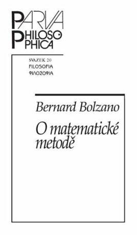 O matematické metodě - Bernard Bolzano